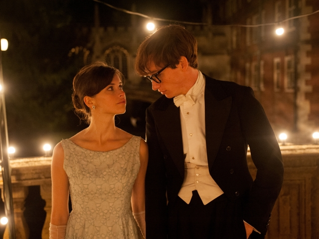 The Theory of Everything Movie Review