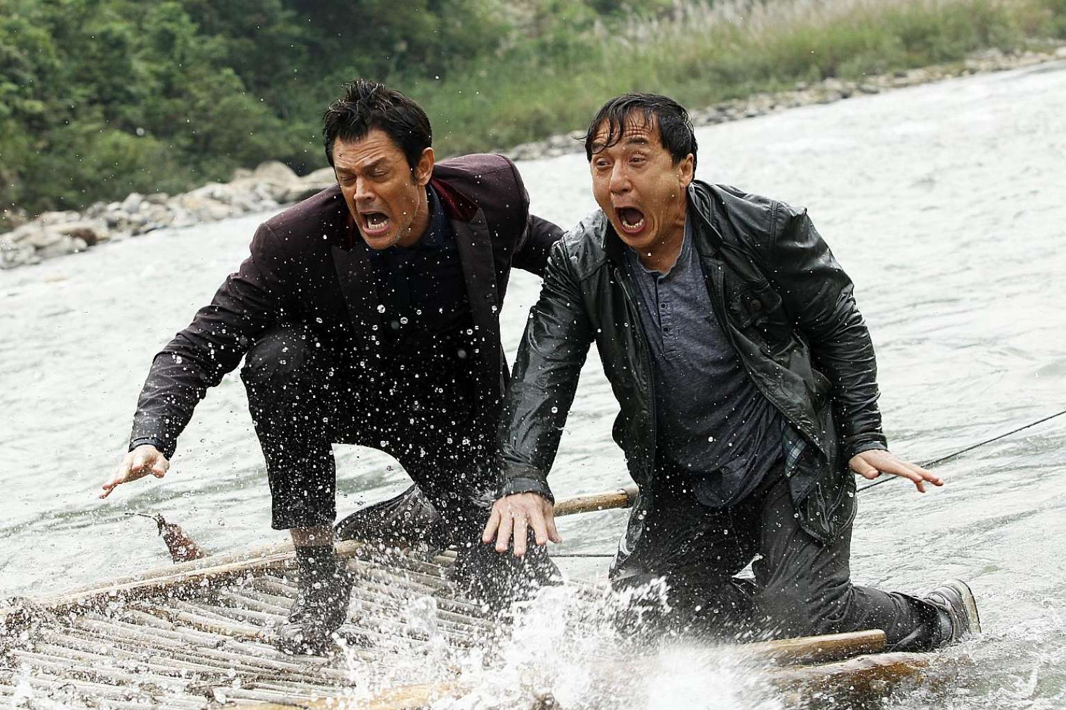 Skiptrace Film Review