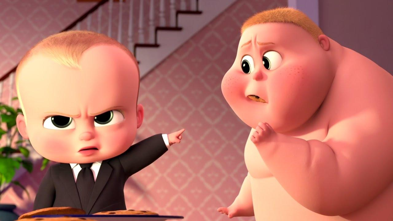 The Boss Baby Film Review