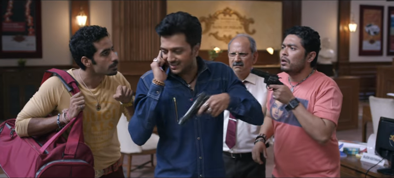 Bank Chor Film Review