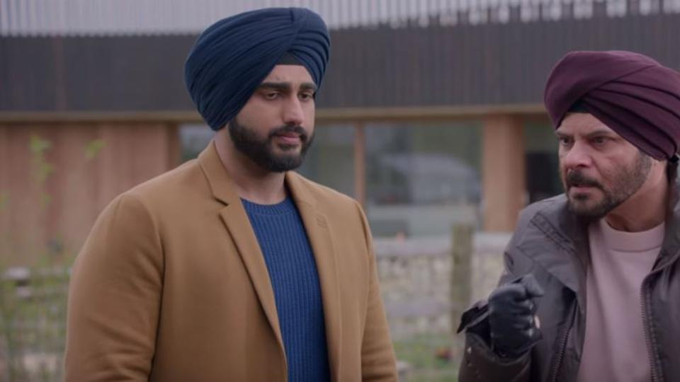 Mubarakan Film Review