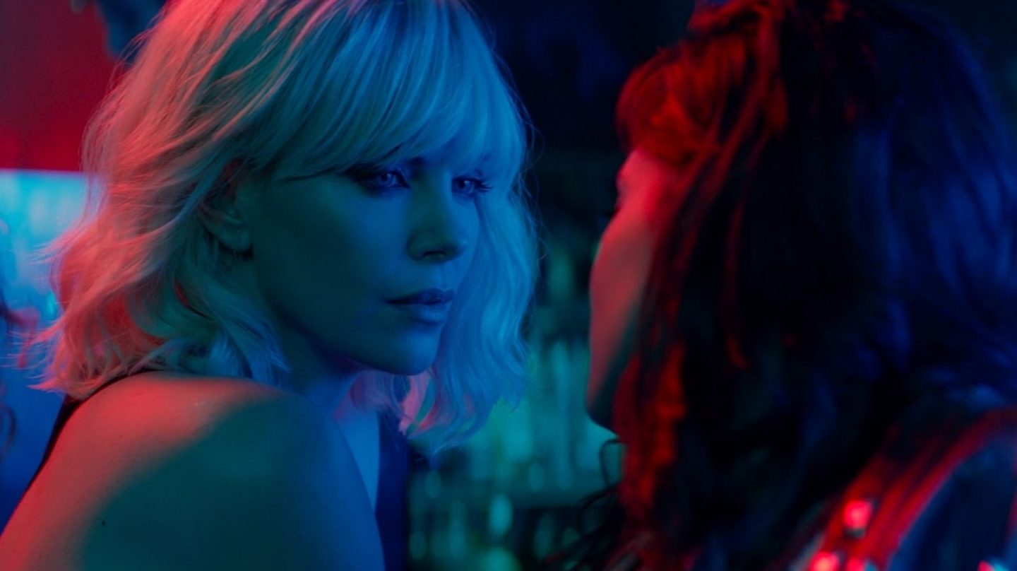Atomic Blonde Film Review