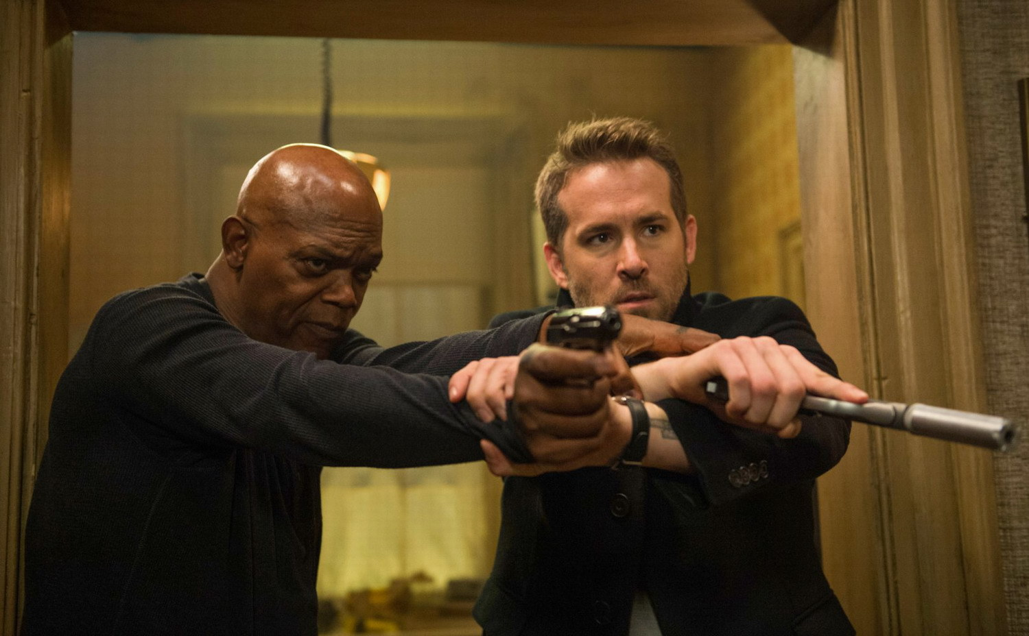 The Hitman's Bodyguard Film Review